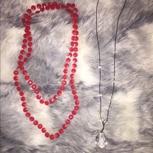 💍NEW💍 Two Long Necklaces